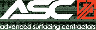 Advanced Surfacing Contractors | Ashphalt, Roads, Driveways, Carparks Pavement Logo